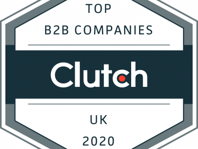 "We've been recognised as ""Leading B2B company in the UK"""