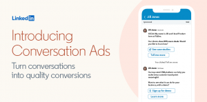 conversation ads