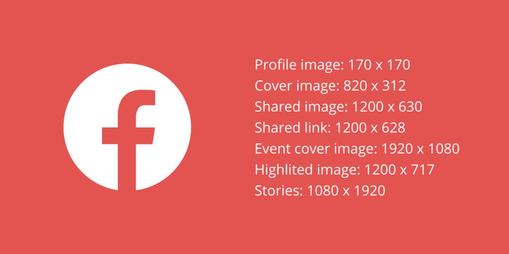 Facebook Image Dimensions 2020