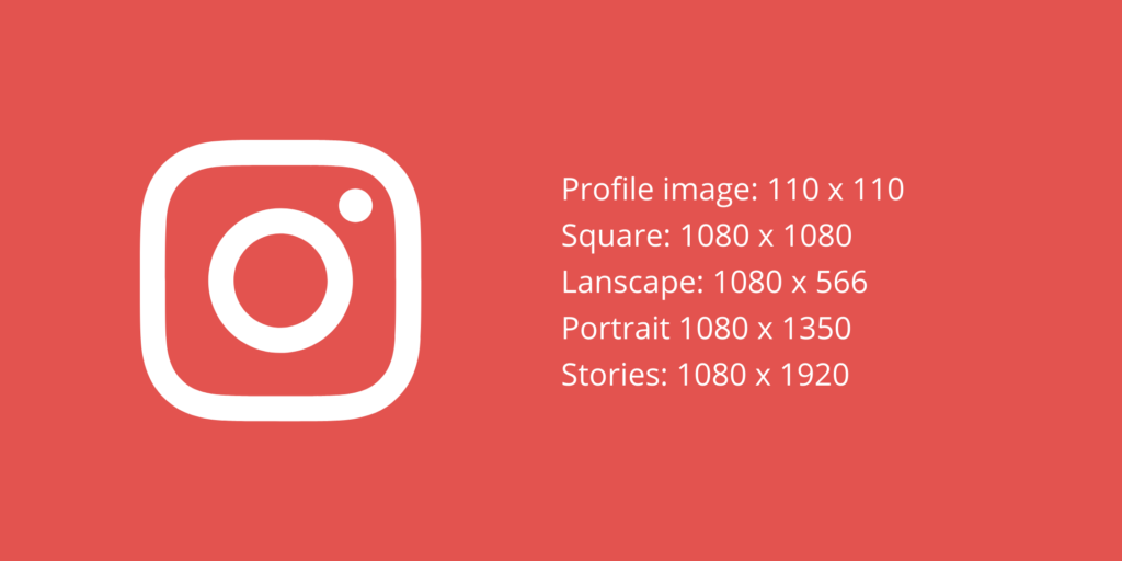 Instagram Image Dimensions 2020