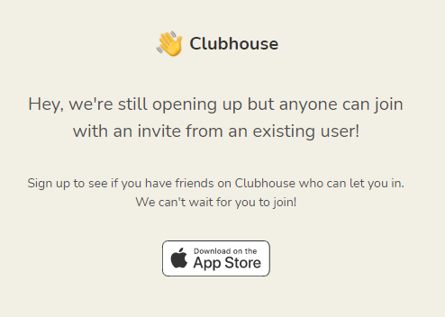 Clubhouse download